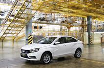 Lada Vesta получит три комплектации и три пакета опций, фото 1