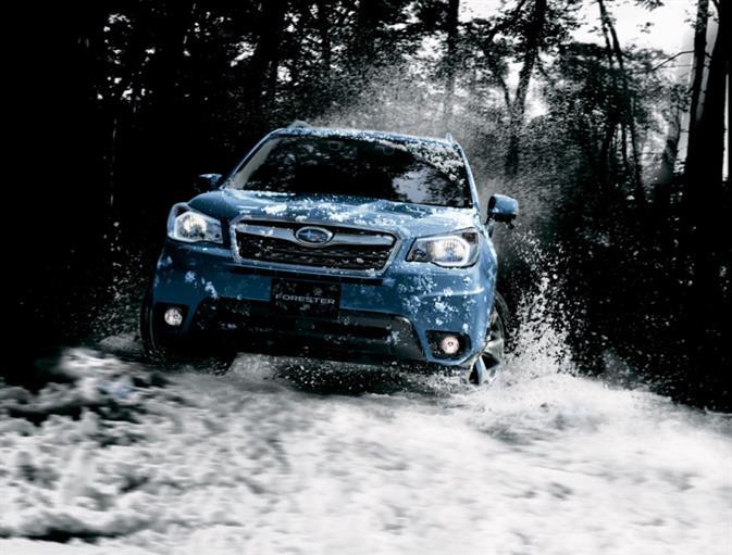 Subaru разработала спецверсию модели для России, фото 4