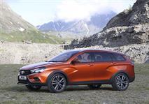 АвтоВАЗ представил вседорожный универсал Lada Vesta, фото 1