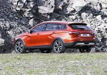АвтоВАЗ представил вседорожный универсал Lada Vesta, фото 2