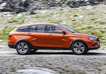 АвтоВАЗ представил вседорожный универсал Lada Vesta, фото 3