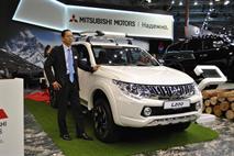 Представлен новый Mitsubishi L200, фото 1