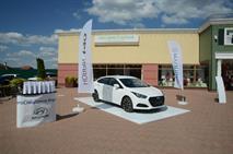 Во «Vnukovo outlat village» показали новую комплектацию бизнес-седана Huyndai i40, фото 1