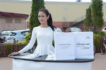 Во «Vnukovo outlat village» показали новую комплектацию бизнес-седана Huyndai i40, фото 3