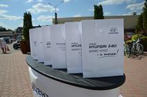 Во «Vnukovo outlat village» показали новую комплектацию бизнес-седана Huyndai i40, фото 2