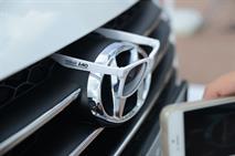 Во «Vnukovo outlat village» показали новую комплектацию бизнес-седана Huyndai i40, фото 4