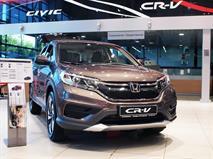 Honda и Acura прекращают поставки в Россию