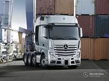 КамАЗ получит новейшую кабину от Mercedes, фото 1