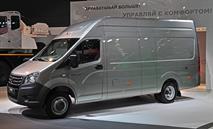 «Группа ГАЗ» показала семь новых моделей, фото 1