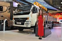 В Москве открылся автосалон «Comtrans 2015», фото 2