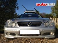 Mercedes-Benz C 220 CDI Sportcoupe