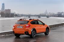 Subaru разработала юбилейную модель для России, фото 4