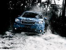 В Россию привезли особые версии Subaru Forester и XV, фото 1