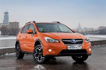 В Россию привезли особые версии Subaru Forester и XV, фото 2