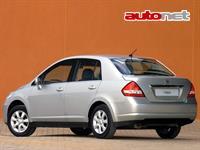 Nissan Tiida 1.5 4WD