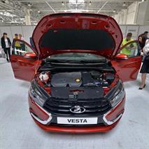Все подробности о новой Lada Vesta, фото 3