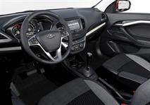 АвтоВАЗ полностью рассекретил серийную Lada Vesta, фото 5