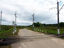 За нарушение переезда ж/д путей будут штрафовать на 30 тыс. рублей, фото 1