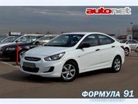 Hyundai Solaris 1.4 MPI