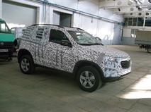 Появились шпионские фото новой Chevrolet Niva, фото 4