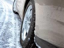 Гидрометцентр не рекомендует автомобилистам переобуваться