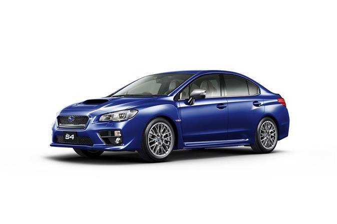 Subaru покажет в Токио автомобили будущего, фото 2