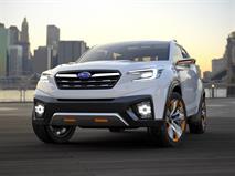 Subaru покажет в Токио автомобили будущего, фото 3