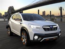 Subaru покажет в Токио автомобили будущего, фото 4