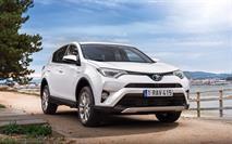 Обновленный Toyota RAV4 появится в России в этом году, фото 1