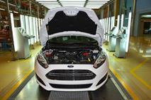 Ford собрал первый автомобиль с российским мотором, фото 1