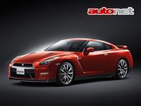 Nissan GT-R 3.8
