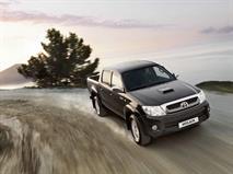 На российских Toyota Hilux могут не сработать подушки безопасности, фото 1