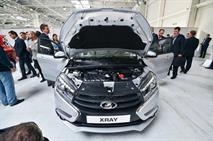 Lada Xray с полным приводом появится в 2016 году, фото 1