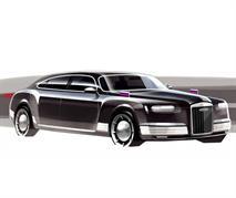 Лимузин для президента России будут выпускать в Москве, фото 1