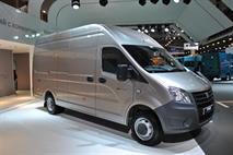 ГАЗ начинает выпуск фургона «Газель Next», фото 1