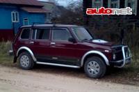 Lada (ВАЗ) 213102 4WD