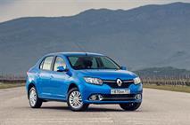 В России продали 600 тысяч Renault Logan, фото 1