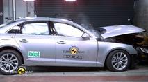 Audi A4 заработала максимальный балл за безопасность, фото 1