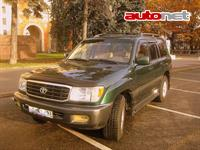 Toyota Land Cruiser 100 4.2 D 4WD