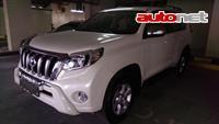 Toyota Land Cruiser Prado 2.7 4WD