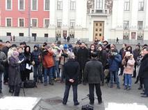Депутаты КПРФ создали коалицию против платных парковок, фото 1