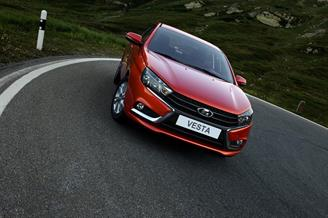 Lada Vesta оказалась дороже Hyundai Solaris