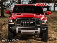 Dodge Ram Crew Cab 1500 5.7 4WD