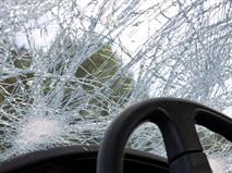 Пьяный московский полицейский стал виновником аварии