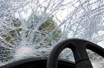 Пьяный московский полицейский стал виновником аварии, фото 1