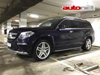Mercedes-Benz GL 500 4MATIC BlueEFFICIENCY