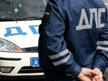 Полицейские применили табельное оружие против водителя иномарки, фото 1