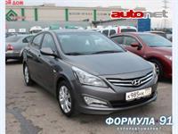 Hyundai Solaris 1.6 MPI
