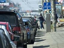 Митинг против платных парковок в Москве собрал тысячи автомобилистов, фото 1