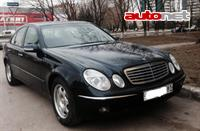 Mercedes-Benz E200 Kompressor NGT